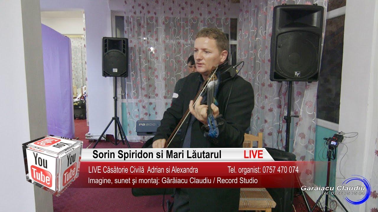 Sorin Spiridon si Mari Lautarul | SARBA Instrumentala LIVE | Vioara, Violin | Muzica de Petrecere