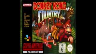 Donkey Kong Country - Boss Theme (Beta Version)