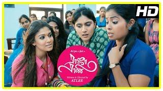 Download Raja Rani Tamil Movie Scenes | Nayanthara and friends tease Jai | Sathyan | Manobala 3Gp Mp4