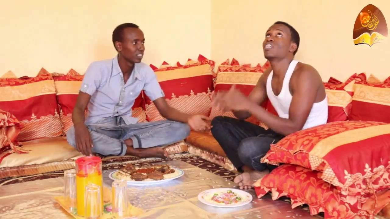 "Al itqan dawa group "" Diraama Foon "" funny on Africa tv"