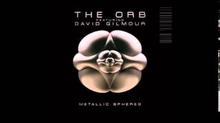The Orb Featuring David Gilmour Metallic Side Metallic Spheres Hymns To The Sun