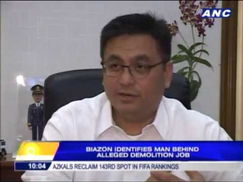 Meet Mr. G: Ex-Customs man eyeing Biazon's job?