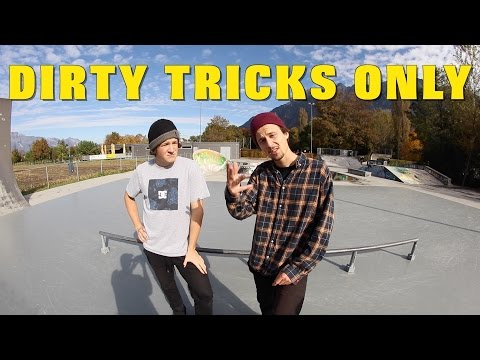 DIRTIEST GAME OF SKATE EVER | ROUND 2