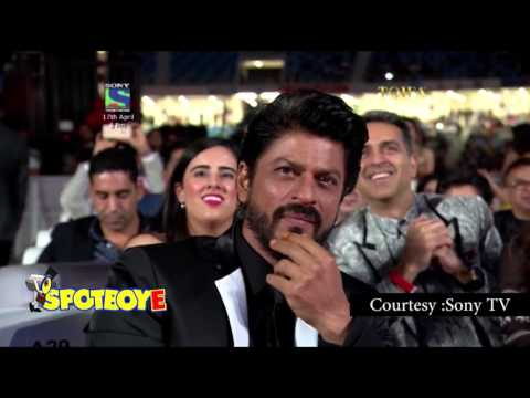 Salman, SRK, Ranveer & Big B own the stage | TOIFA