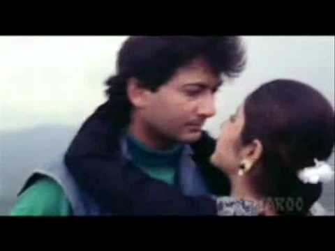Humse Sajna Kyon Ruthe....... Divya Bharti video