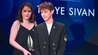 Download Lagu Troye Sivan's Full Acceptance Speech l 28th Annual GLAAD Media Awards Gratis STAFABAND