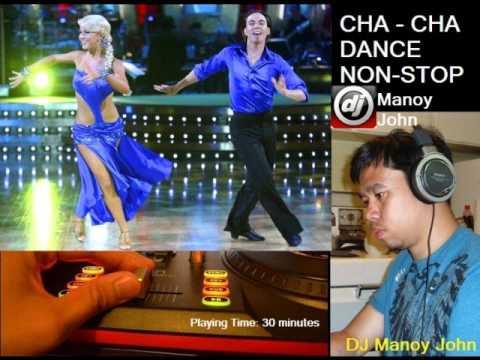DJ Manoy John - Cha Cha Dance Non-Stop Mixx