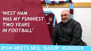 Neil 'Razor' Ruddock - Exclusive Interview