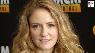 Murdoch Mysteries Helene Joy Interview
