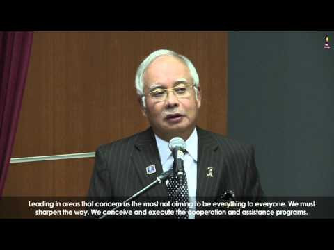 Najib Razak : 8th Heads Of Mission Conference