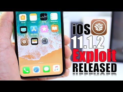 iOS 11.1.2 Potential Jailbreak Exploit has been released