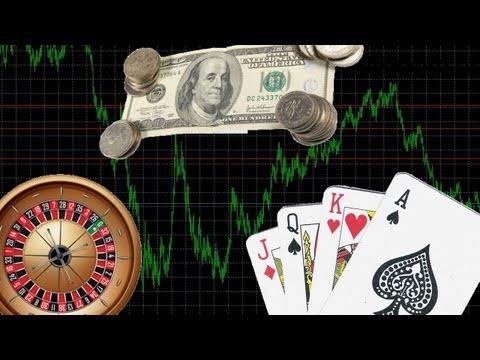 Форекс, казино и покер
