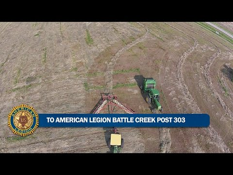 American Legion Post 303 | Part I Video July-September, 2015 Construction