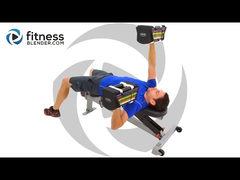 Functional Upper Body Strength - Weight Training for the Upper Body