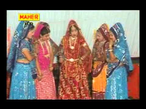 lok Geet | Haath Ma Mahendi Rachni | Desi Video Song | Rajasthani New Song video