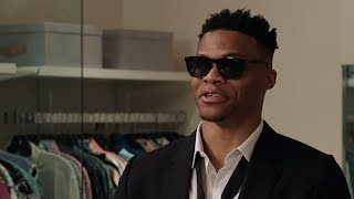 MEN IN BLACK: INTERNATIONAL - NBA Finals - Russell Westbrook