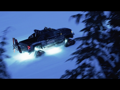 """GMC Sierra All Mountain – """"Above and Beyond"""""""