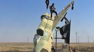 Сирия. Боевики ИГИЛ валят по самолетам российской армии. Новости Сирии сегодня, Россия Сирия