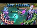 SABER VS KARINA WHO IS THE BEST ASSASSIN MP3