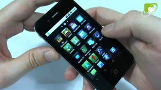 ModelH2000 Android 2 2 Multitouch Dual SIM