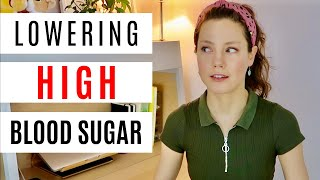 5 Tips for Battling High Blood Sugar in Self-Isolation | She's Diabetic