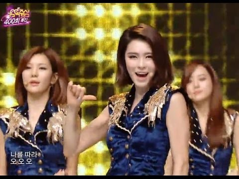 Kahi & After School - Bang!, ?? & ????? - ?!, Music Core 20140308