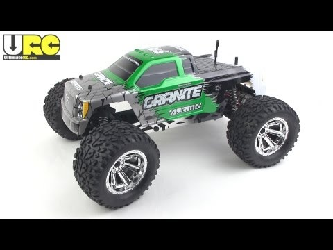ARRMA-RC Granite 2WD monster truck review