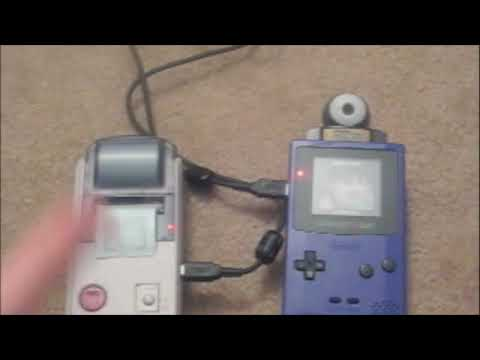 Taking a Look at the Nintendo Game Boy Camera