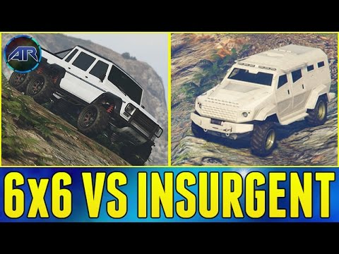 Gta Dubsta vs Insurgent Insurgent vs Dubsta 6x6