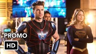 "DC's Legends of Tomorrow 2x07 Promo ""Invasion!"" (HD) Season 2 Episode 7 Promo - Crossover Event"