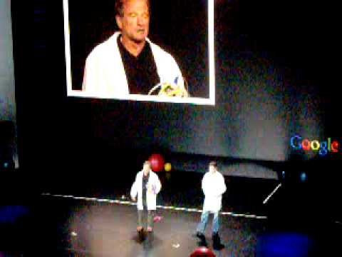 Robin Williams on Technology at CES 2006