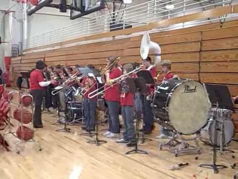 Pikeland Community School  Pep Band