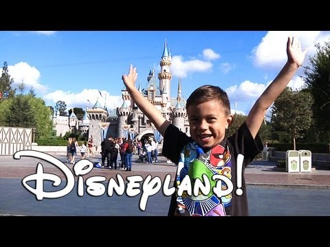 EvanTubeHD goes to DISNEYLAND!!! Check it out!