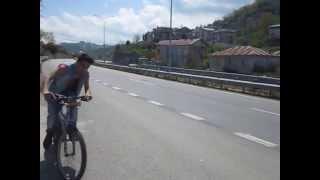 23 Nisan Bisiklet Turu (Giresun - Bulancak)