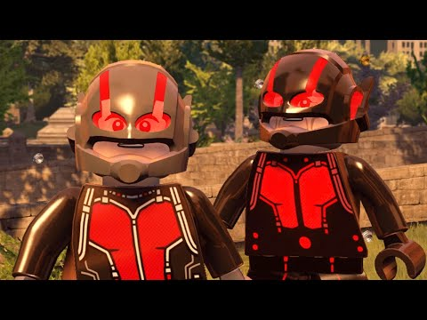 LEGO Avengers / LEGO Marvel Vingadores EXTRAS #50 - DLC HOMEM FORMIGA (Personagens)