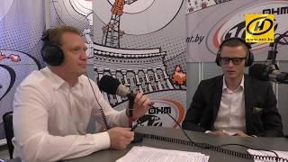 Мой бизнес: ментор проекта Антон Дмитриев в студии Радио ОНТ
