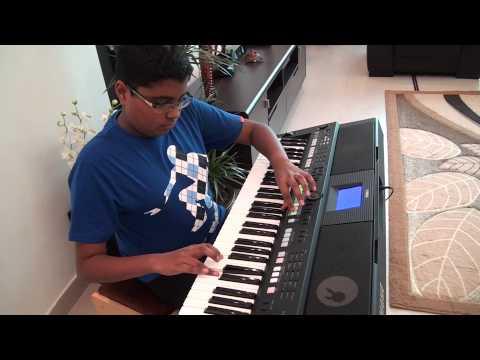 Jay on Keyboard - Mere Sapno Ki Rani (Film - Aaradhana)