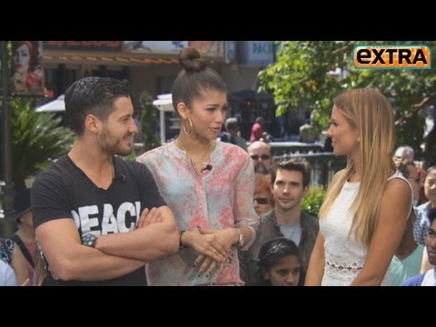 Zendaya Talks 'Dancing with the Stars'