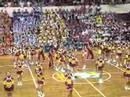 intrauniversitario 2007 prepa 7 pieles rojas cheerleading