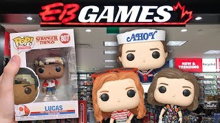 Funko Pop Hunting | Stranger Things Season 3 Pops Pulled off Shelves!