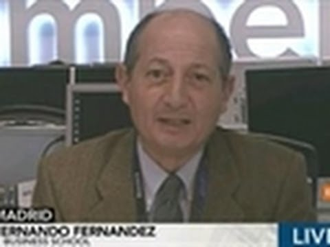 Fernandez Says Spain's De Guindos Is Focused on Growth