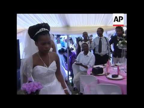 South African man marries 4 women at same time