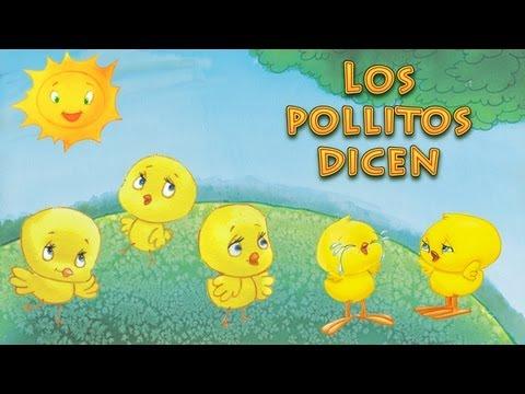 Los Pollitos Dicen Pio Pio Pio  (canciones Y Rondas Infantiles) video