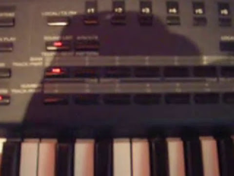 Roland XP-60 USB floppy emulator
