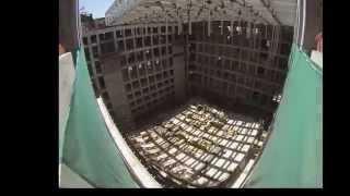 Mirá cómo es el Centro Cultural Néstor Kirchner