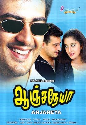 Anjaneya (2003) in Hindi