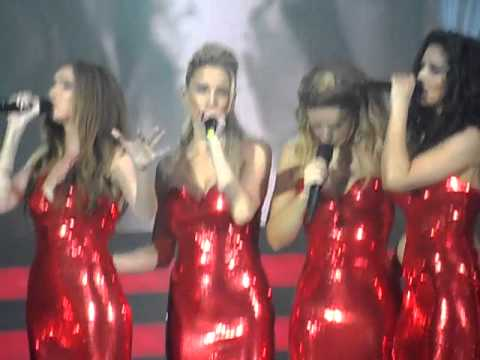 I'll Stand by you - Girls Aloud Ten Tour