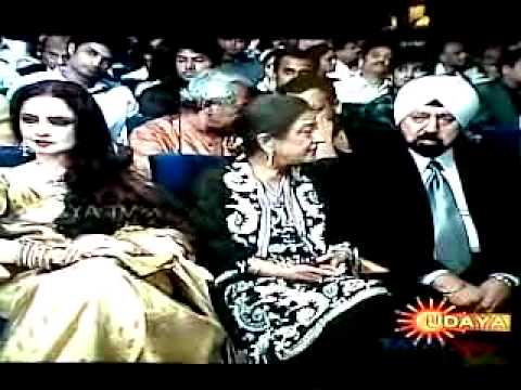 Kavi Raj - 58th Filmfare Award.mp4 video