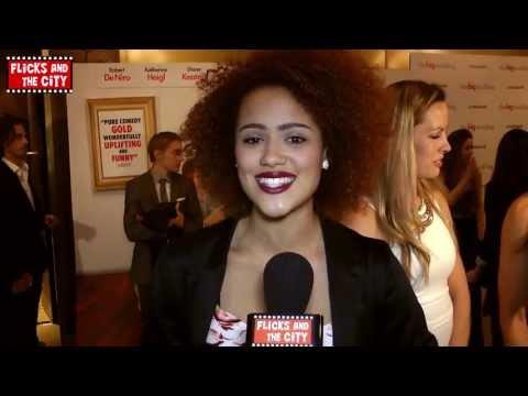 Game of Thrones Season 3 Missandei Interview - Nathalie Emmanuel