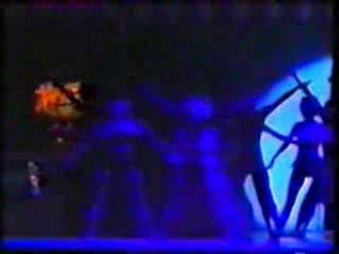 Hungária - Hully Gully (1995, Live)